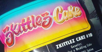 Jungle Boys Zkittlez Cake #10