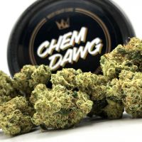 West Coast Cure Chem Dawg