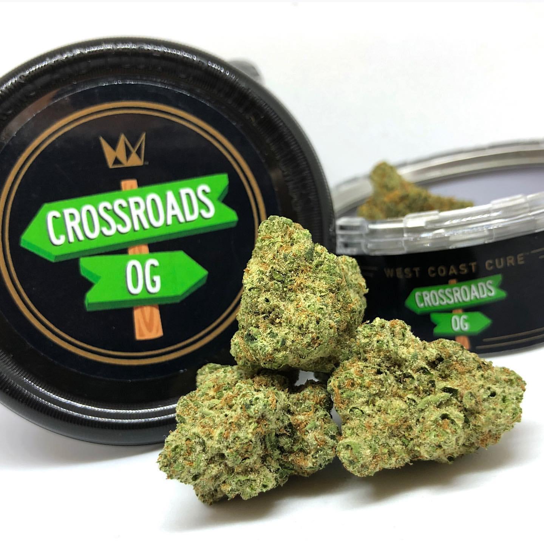 West Coast Cure Crossroad OG